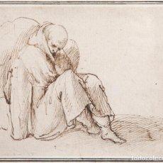 Arte: ABRAHAM BLOEMAERT (DORDRECHT, HOLANDA, 1564 - UTRECHT, 1651). Lote 108294235