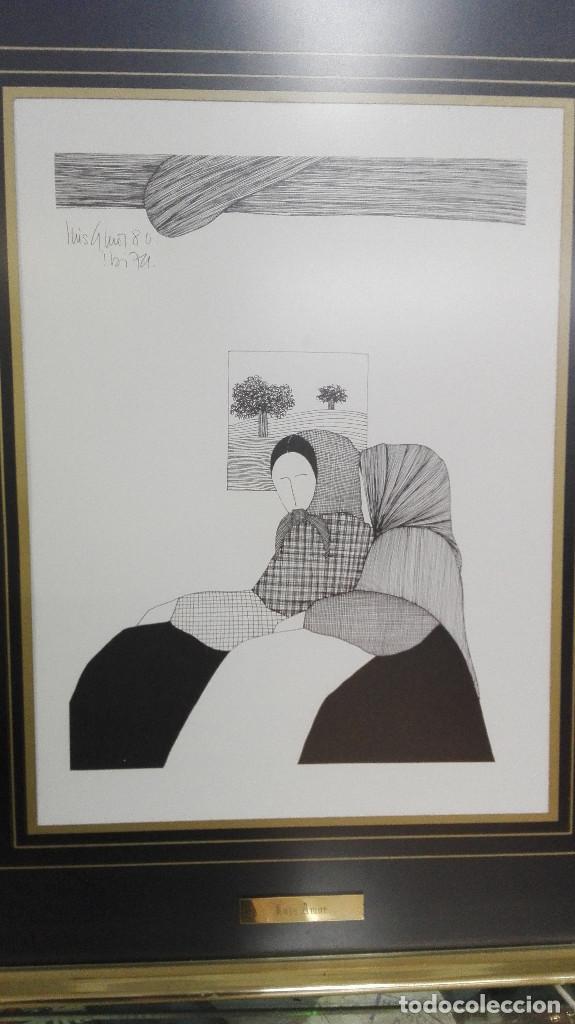 cuadro dibujo del pintor luis amor 80 . serie - Comprar Dibujos ...