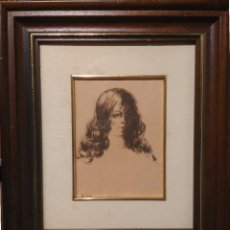 Arte: ROMÀ BONET SINTES. BON (1886-1967). TINTA SOBRE PAPEL. FIRMADO. Lote 111508723