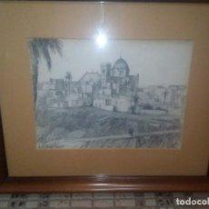 Arte: BONITA OBRA DE RODRIGUES SAN CLEMENTE . Lote 111737207