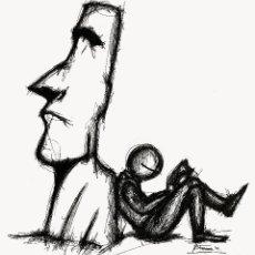 Arte: ALBERTO FERRER   SIN TÍTULO (2014). Lote 112701935