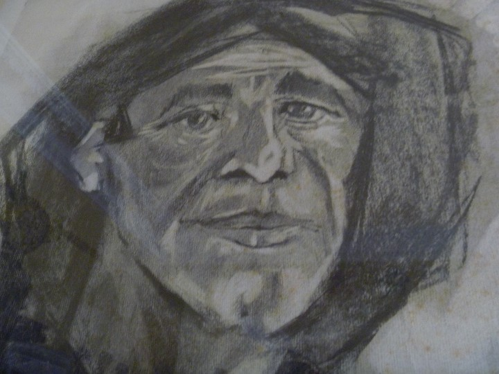 Arte: ARRANTZALE EXTRAORDINARIO RETRATO LUZURIAGA JUAN RAMÓN PINTURA PESCADOR VASCO - Foto 11 - 112787343