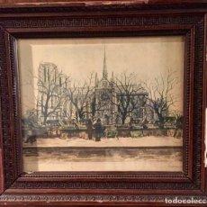 Arte: NOTRE DAME PARIS (100€). Lote 112796547