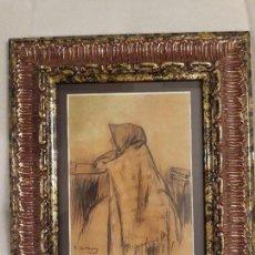 Arte: RAMON CASAS I CARBÓ, SOLEDAD.. Lote 112821159