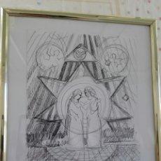Arte: BOCETO , PACO HERNANDEZ. Lote 113357727