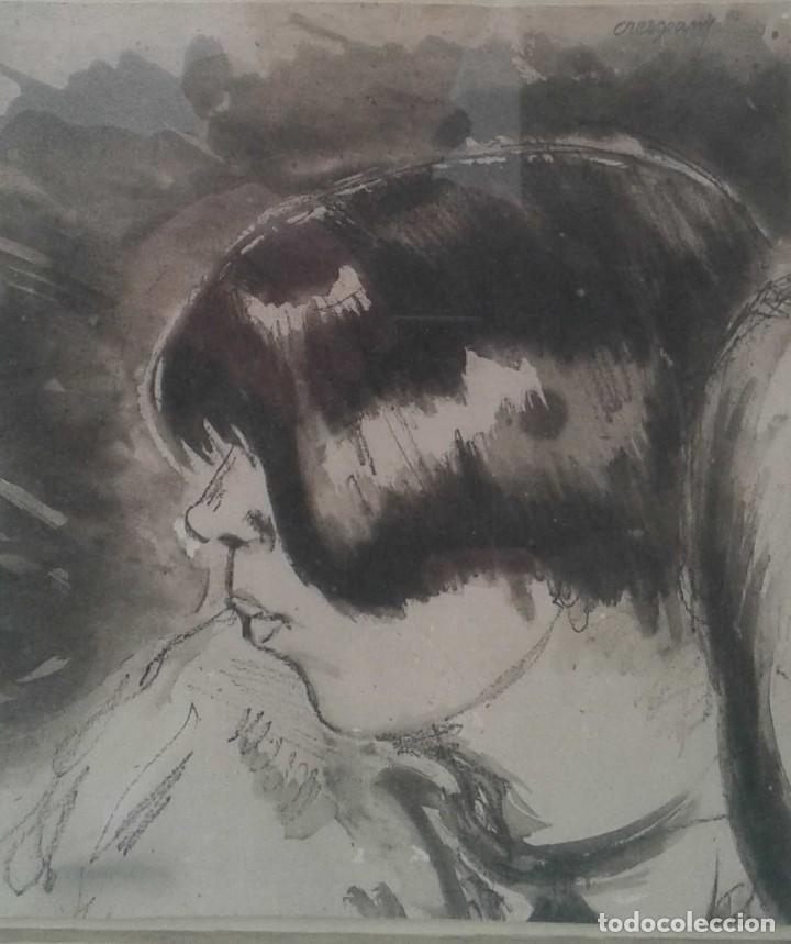 CREIXAMS PERE. PINTOR NACIDO EN BARCELONA EN 1893 (1893-1965) (Arte - Dibujos - Contemporáneos siglo XX)
