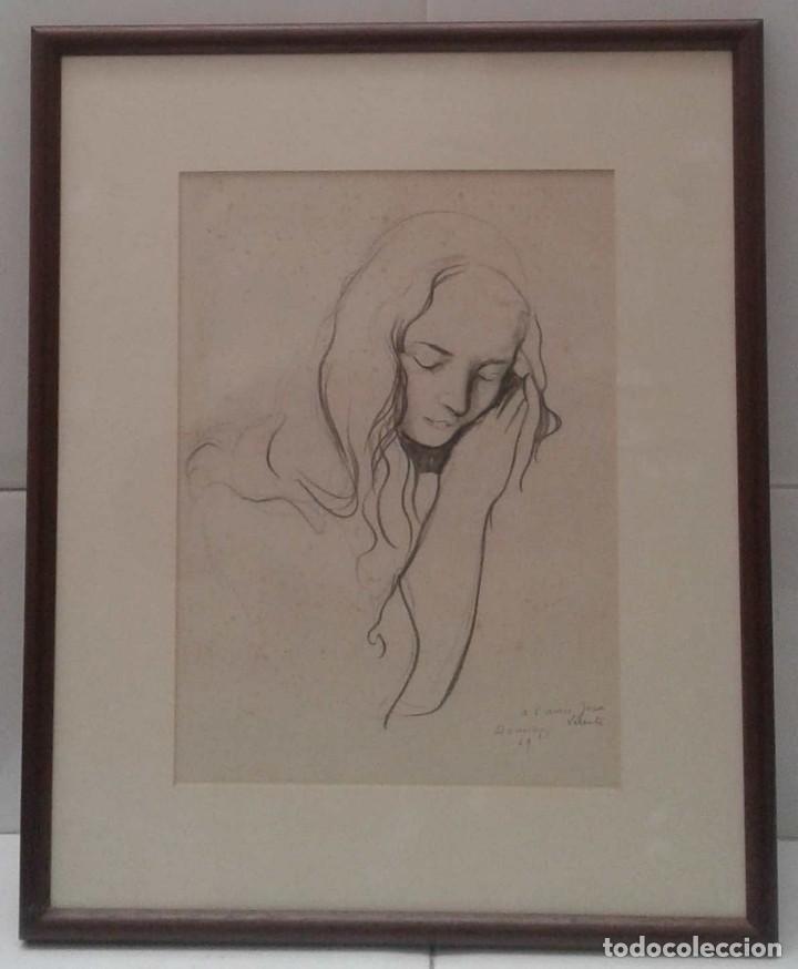 Arte: Francesc Domingo Segura (Barcelona, 1895 - Brasil, 1974) - Foto 2 - 114198703