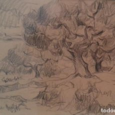 Arte: FERRAN MARTÍ TEIXIDOR. PINTOR NACIDO EN SABADELL EN 1943. Lote 114207703