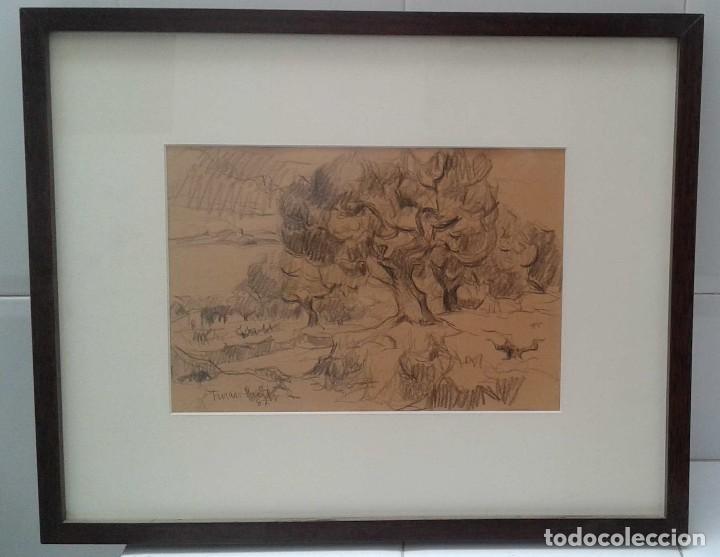 Arte: Ferran Martí Teixidor. Pintor nacido en Sabadell en 1943 - Foto 2 - 114207703