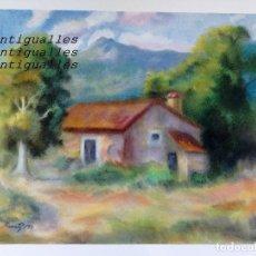 Arte: DIBUJO A PASTEL,CON FIRMA DE AUTOR MARTI/97.MEDIDA:42X32.PINTURA,CUADRO,BELLAS ARTES.. Lote 114703571