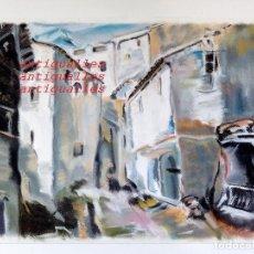 Arte: DIBUJO A PASTEL,CON FIRMA DE AUTOR MARTI/95.MEDIDA:50X35.PINTURA,CUADRO,BELLAS ARTES.. Lote 114703895