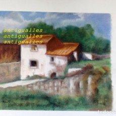 Arte: DIBUJO A PASTEL,CON FIRMA DE AUTOR MARTI/97.MEDIDA:50X33.PINTURA,CUADRO,BELLAS ARTES. Lote 114708231
