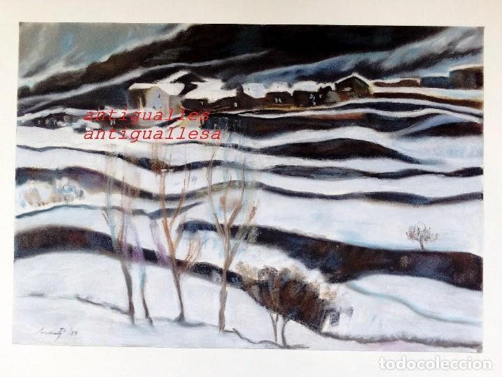 DIBUJO A PASTEL,CON FIRMA DE AUTOR MARTI/89.MEDIDA:50X34.PINTURA,CUADRO,BELLAS ARTES (Arte - Dibujos - Contemporáneos siglo XX)