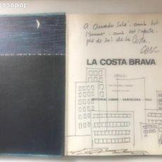 Arte: DIBUJO A TINTA DE CESC , LIBRO LA COSTA BRAVA. CESC. 1963. TEXTO NOEL CLARASO. Lote 114834955