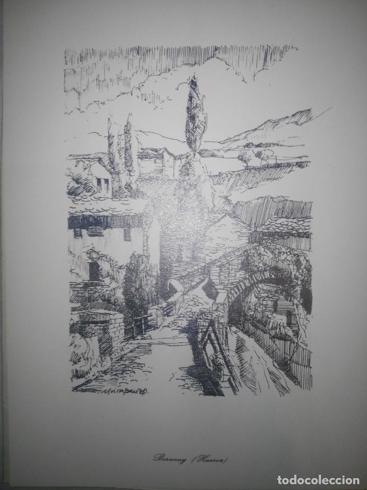 Arte: coleccion reproducciones rincones del alto-aragon alvira banzo - Foto 5 - 115407535
