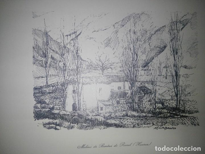Arte: coleccion reproducciones rincones del alto-aragon alvira banzo - Foto 6 - 115407535