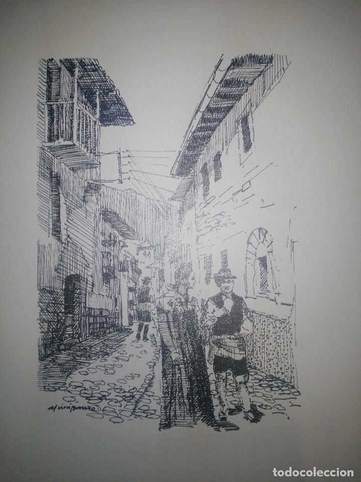 Arte: coleccion reproducciones rincones del alto-aragon alvira banzo - Foto 8 - 115407535