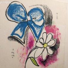 Arte: ROSER MUNTANYOLA, OBRA ORIGINAL. Lote 115498919