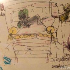 Arte: 7CUADRO TALIA SNAFIANA 70*75 (280€)LC(199€). Lote 115706131