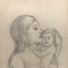 Arte: FABREGAS CAMIL FÀBREGAS I DALMAU (MOIÀ 1906 - SABADELL 2003). Lote 116546947