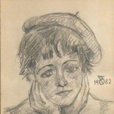 Arte: FABREGAS CAMIL FÀBREGAS I DALMAU (MOIÀ 1906 - SABADELL 2003). Lote 116547171