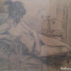 Arte: LLORENÇ CABALLE JUANICO. PINTOR NACIDO EN SABADELL EN 1951, ACTUALMENTE VIVE EN CASTELLAR VALLES. Lote 116753123