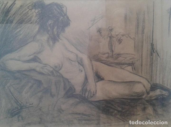 Arte: Llorenç Caballe Juanico. Pintor nacido en Sabadell en 1951, actualmente vive en Castellar Valles - Foto 2 - 116753123