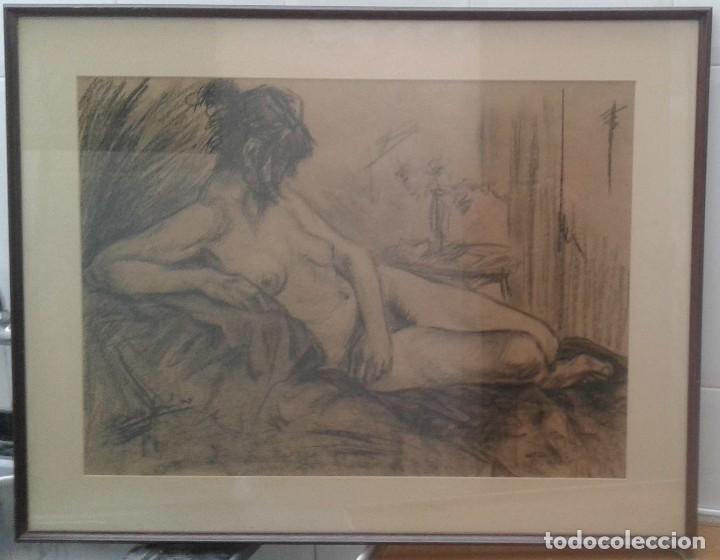 Arte: Llorenç Caballe Juanico. Pintor nacido en Sabadell en 1951, actualmente vive en Castellar Valles - Foto 3 - 116753123