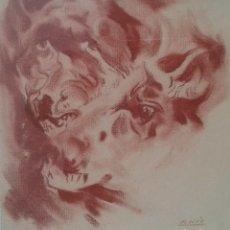 Arte: RAMÓN NOÉ HIERRO (BARCELONA 1923 - SABADELL 2007). Lote 116787795