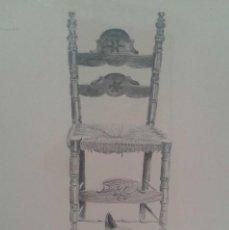 Arte: RICARD CALVO DURAN. PINTOR NACIDO EN 1940 EN SABADELL. (LAIKA). Lote 116901223