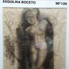 Arte: ESQUILINA2 90X120(100€) (98€). Lote 118107895