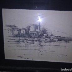 Arte: PRECIOSA PINTURA FIRMADA . Lote 118754671