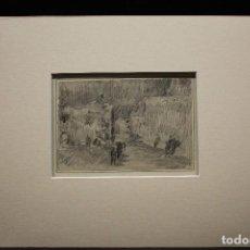 Arte: BAGUR - FRANCESC GIMENO. Lote 119092391