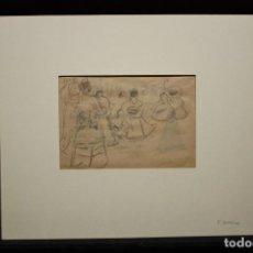 Arte: FIGURAS - FRANCESC GIMENO. Lote 119093835