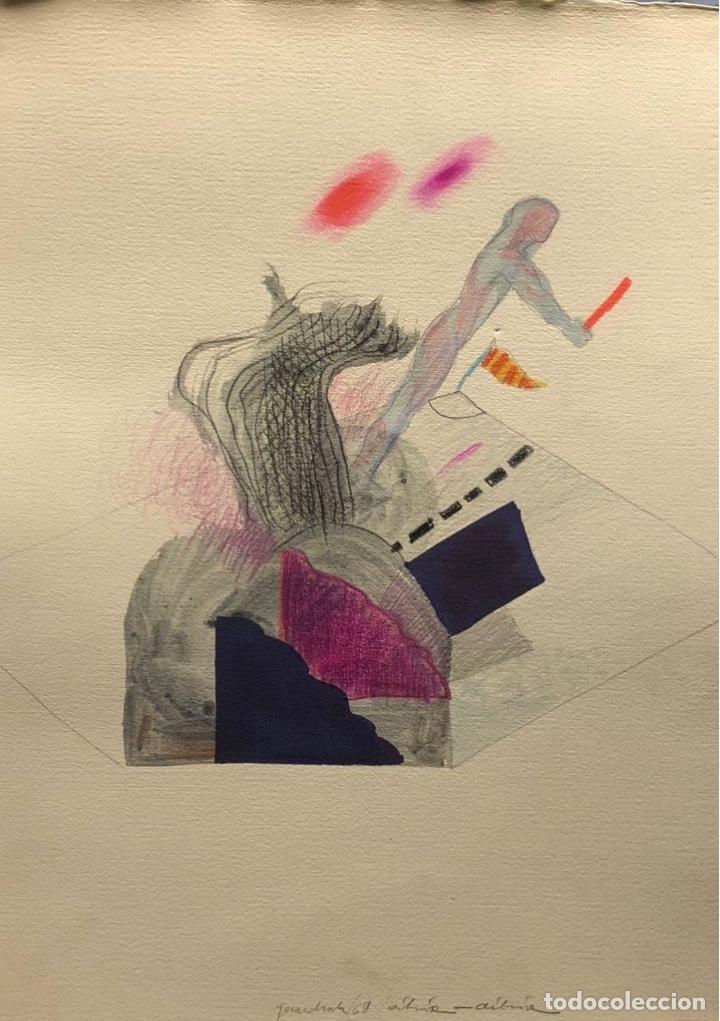 GERARD SALA (Arte - Dibujos - Contemporáneos siglo XX)