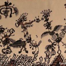 Arte: TÉCNICA MIXTA SOBRE PAPEL - 1974 - JAUME ANGLÈS - FIRMADA. Lote 119952775