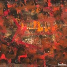 Arte: TÉCNICA MIXTA SOBRE PAPEL - WILL FABER - FIRMADA. Lote 120169347