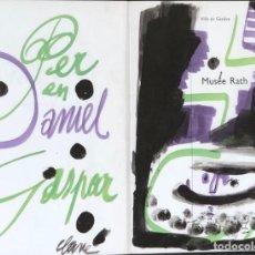 Arte: TÉCNICA MIXTA SOBRE PAPEL - ANTONI CLAVÉ - FIRMADA. Lote 120288435
