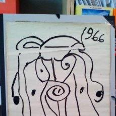 Arte: DIBUJO ORIGINAL DE JOSÉ MARÍA SUCRE. Lote 120578951