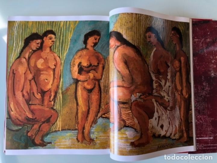Arte: Dibujo firmado Joan Bennassar en libro sobre el pintor de Antoni M. Planas - Foto 6 - 120706643