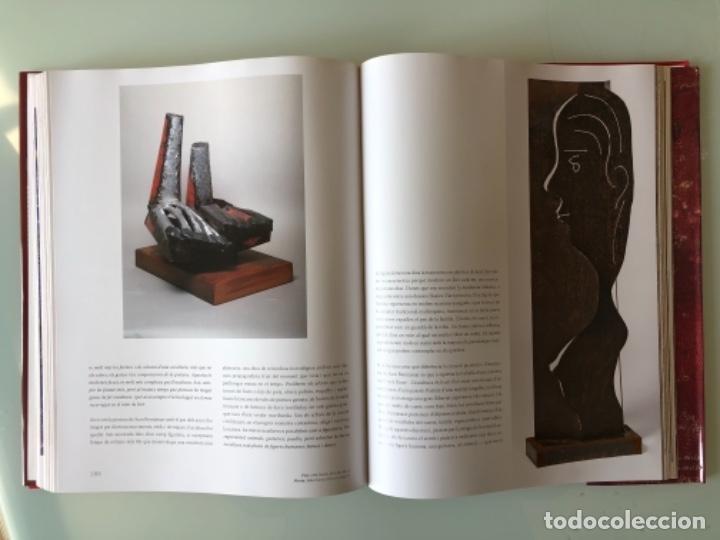 Arte: Dibujo firmado Joan Bennassar en libro sobre el pintor de Antoni M. Planas - Foto 7 - 120706643