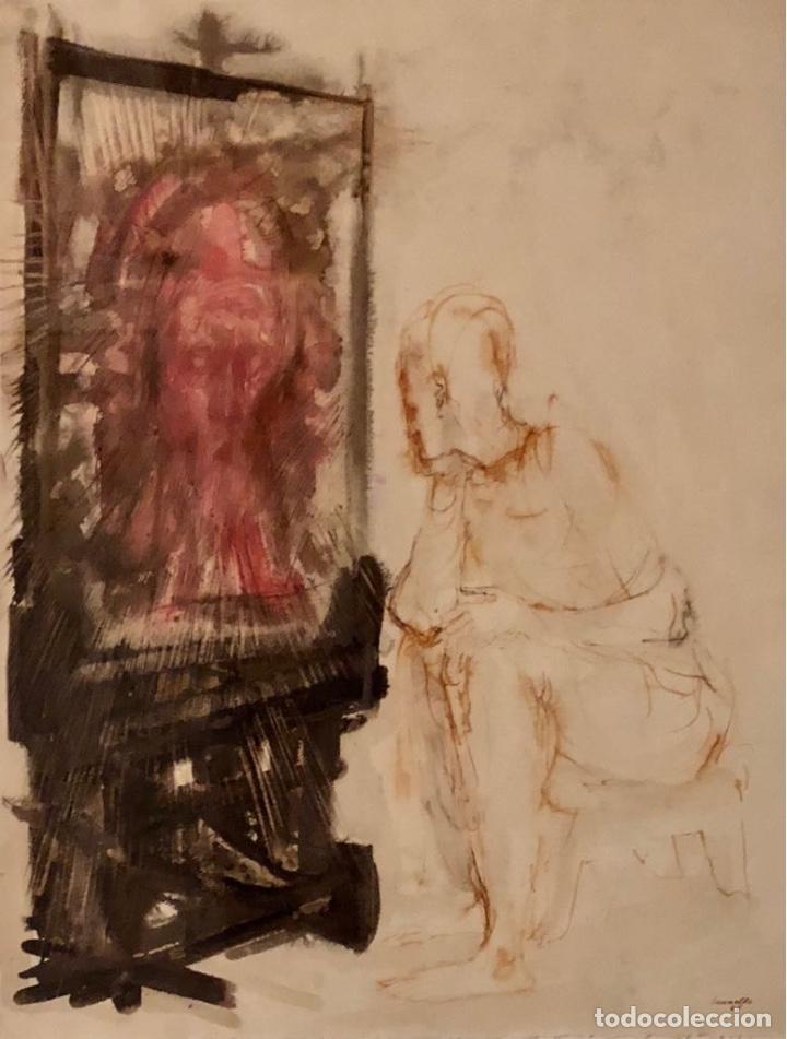 SAUMELLS (Arte - Dibujos - Contemporáneos siglo XX)