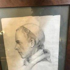 Arte: RETRATO DE PONTIFICE S. XVIII. Lote 122289135