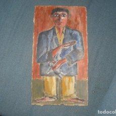 Arte: CERA - ANÓNIMA - ATRIBUIDA A ALCALÁ VARGAS - EL NIÑO MAYOR. Lote 123724939