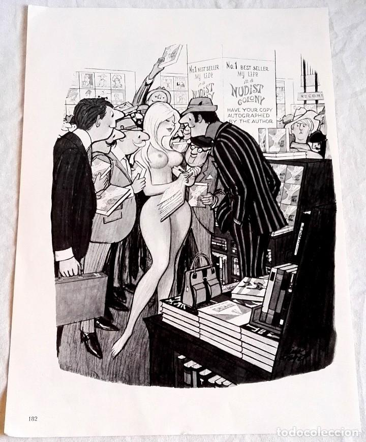 The Playboy Cartoon Album 5 1969 Dibujo I Sold Through Direct Sale 124544559