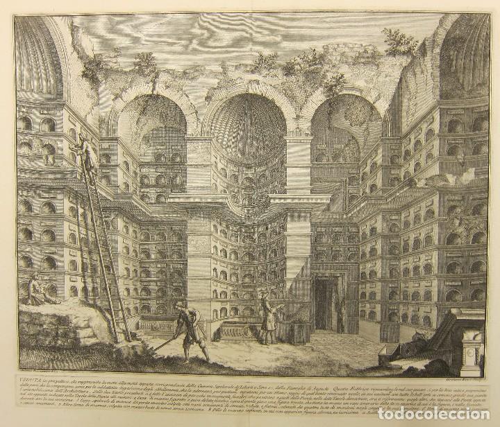 Arte: Girolamo Rossi - Estudio arquitectónico - Foto 2 - 125047731