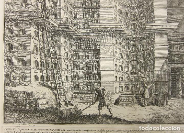 Arte: Girolamo Rossi - Estudio arquitectónico - Foto 3 - 125047731