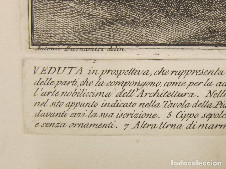 Arte: Girolamo Rossi - Estudio arquitectónico - Foto 5 - 125047731