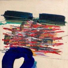 Arte: ARTY GRIMM - TÉCNICA MIXTA SOBRE TELA -. Lote 125331899