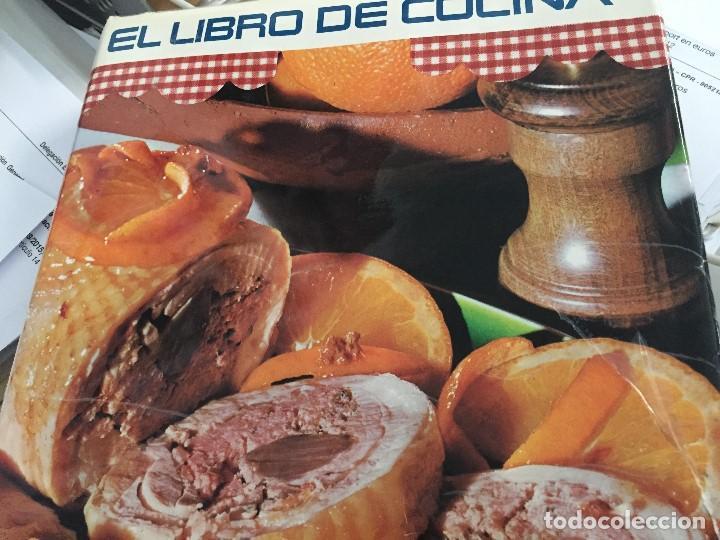Arte: Dibujo de Boada para Libro de Cocina.1971 - Foto 4 - 125424379
